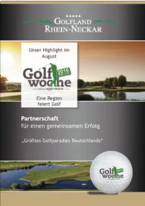Golfwoche 2016